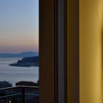 Interno Esterno al tramonto
