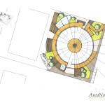Planimetria degli spazi esterni