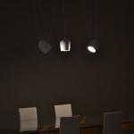 Illuminazione tavolo da pranzo