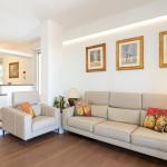 Luce e materia - soggiorno
