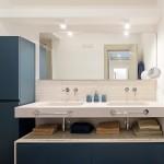 Luce e materia - bagno camera master